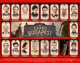 The Grand Budapest Hotel (2015)